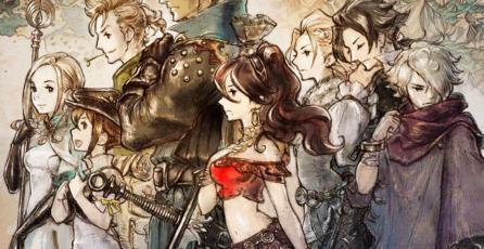 Por error, Square Enix anuncia <em>Octopath Traveler</em> para PC