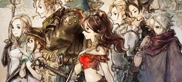 Por error, Square Enix anuncia <em>Octopath Traveler</em> para PC