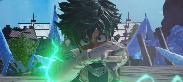 Un poderoso personaje de <em>My Hero Academia</em> se unirá a <em>Jump Force</em>
