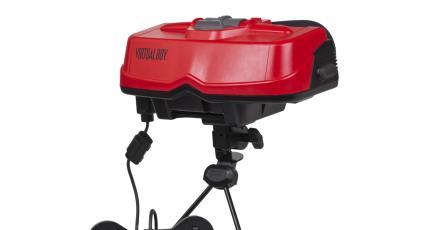 Nintendo Labo VR incluye referencia a Virtual Boy
