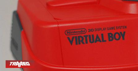 El 'Virtual Boy' vuelve a la vida con una entrañable referencia en Switch