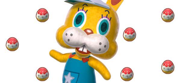 Colecciona huevos de Pascua en <em>Animal Crossing: Pocket Camp</em>