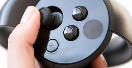 Mensajes secretos se filtraron en versión comercial de Oculus Touch