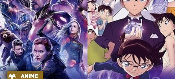 ¿Iguales? Nueva película de Conan rinde honor a Avengers: Endgame
