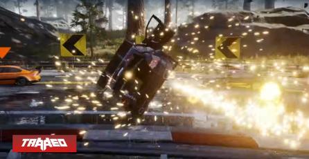 Dangerous Driving llegó a PC sin clasificaciones porque Epic Store no las tiene