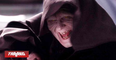 VIDEO   Palpatine regresará con su imponente personalidad en Star Wars: Episode IX