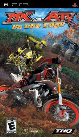 MX vs. ATV Unleashed: On the Edge