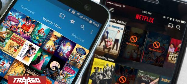Netflix cayó en 3.2 mil millones de dólares tras el anuncio de Disney+
