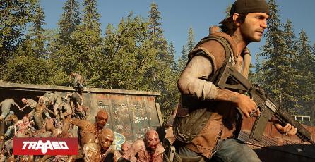 Days Gone pesará más de 67 GB en PlayStation y tendrá parche de Día 1