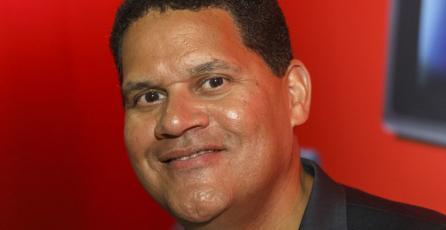 ¡Reggie Fils-Aime ya tiene cuenta de Twitter!