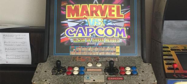 REPORTE: Capcom prepara una miniconsola arcade