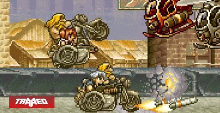 ES OFICIAL: Metal Slug confirma el regreso de la franquicia con un nuevo juego de consolas
