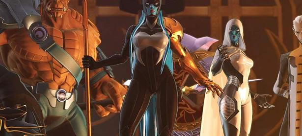 Confirman fecha para el debut de <em>Marvel Ultimate Alliance 3: The Black Order</em>