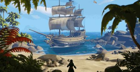 Prepárate para navegar nuevas aguas en <em>Sea of Thieves</em>