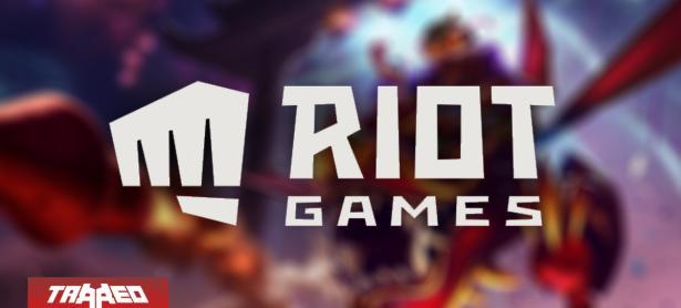 Riot Games decide cambiar por primera vez su logo en 12 años de historia