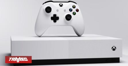 ES OFICIAL: Xbox sin lector llega a 250 dólares con 3 juegos digitales