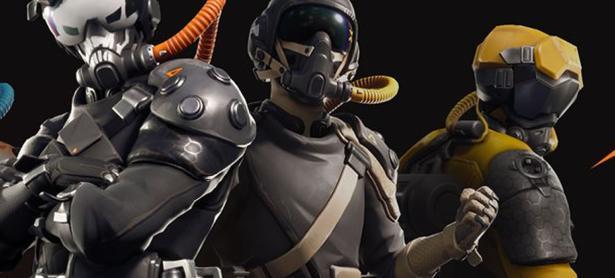 Conquista los cielos en los nuevos combates aéreos de <em>Fortnite</em>