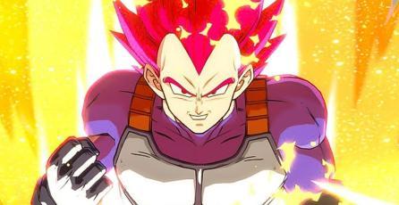 Vegeta SSG está en camino a <em>Dragon Ball Xenoverse 2</em>