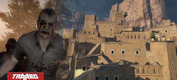 Filtran 29 imágenes del desarrollo cancelado de Left 4 Dead 3