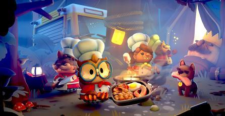 Mira el trailer de <strong>Campfire Cook Off</strong>, el nuevo DLC de <em>Overcooked! 2</em>