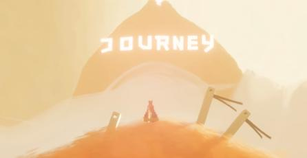Recrean el primer nivel de <em>Journey</em> en <em>Dreams</em>