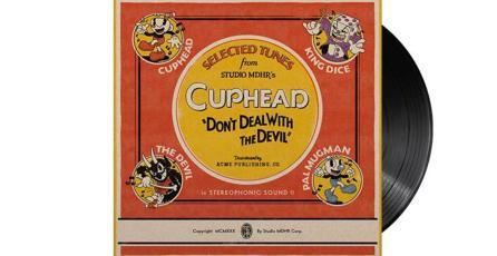Anuncian nuevo paquete con 2 vinilos de música de<em> Cuphead</em>
