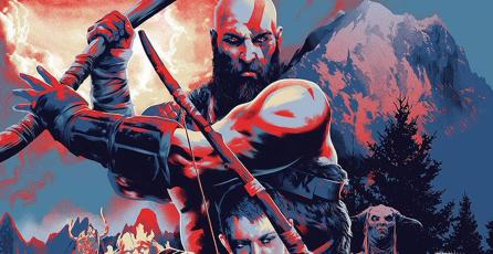 <em>God of War</em> festeja aniversario con productos limitados
