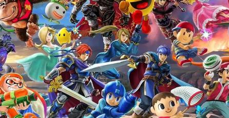 Jugadores llevan contenido inapropiado a <em>Super Smash Bros. Ultimate</em>
