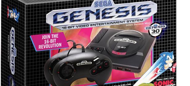 Ya sabemos cuanto costará el SEGA Genesis Mini en México