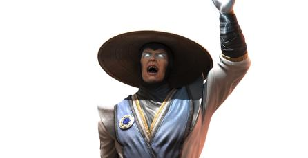¡Mira la destreza del actor de Raiden en <em>Mortal Kombat 11</em>!