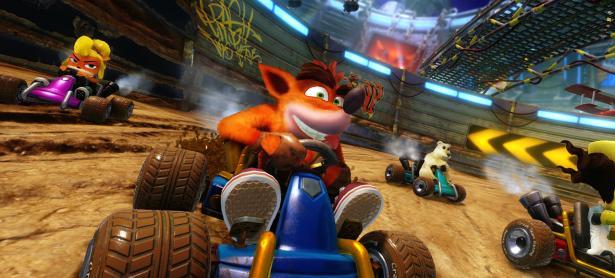 <em>Crash Team Racing Nitro Fueled </em>se suma a la fiebre Funko Pop!