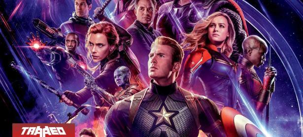 Participa por entradas para la Avant Premiere de Avengers: Endgame