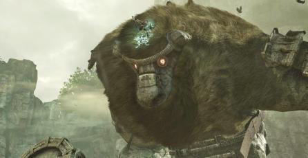 Checa esta imponente estatua de <em>Shadow of the Colossus</em>