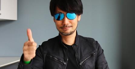 Hideo Kojima prepara algo relacionado con el streaming
