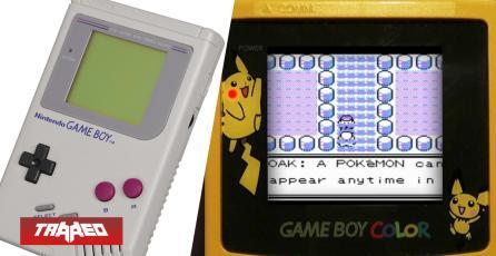 Han pasado 30 años desde él debut de la Game Boy