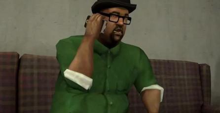 Mod añade a CJ y Big Smoke de <em>GTA: San Andreas</em> a<em> Resident Evil 2</em>
