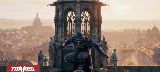 Assassin's Creed Unity se llenó de críticas positivas tras regalo por catástrofe de Notre Dame