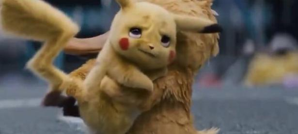El nuevo trailer de <em>Detective Pikachu</em> te llegará al corazón