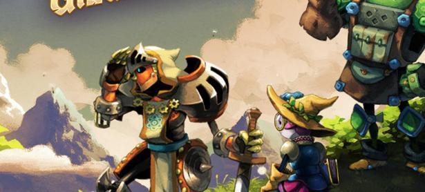 Fantasía y mucha diversión te esperan en <em>SteamWorld Quest: Hand of Gilgamech</em>