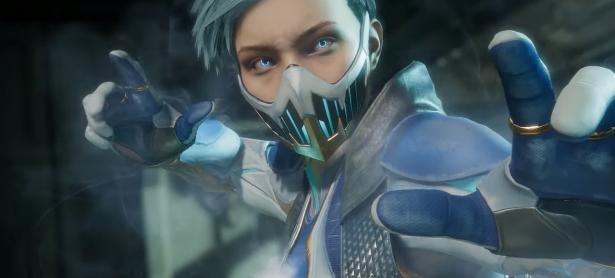 Frost regresa a <em>Mortal Kombat 11 </em>como nunca la habías visto