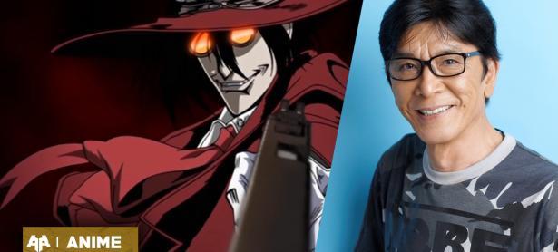 Jouji Nakata, la voz de Allucard ha cumplido 65 años