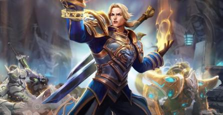 El poderoso rey Anduin se une a las batallas de <em>Heroes of the Storm</em>