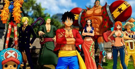 Revelan a otros 2 nuevos personajes jugables de <em>One Piece: World Seeker</em>