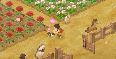 Un juego de <em>Doraemon</em> al estilo <em>Harvest Moon</em> llegará a América