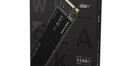 Nuevos SSD de Western Digital prometen optimizar tus sesiones de juego