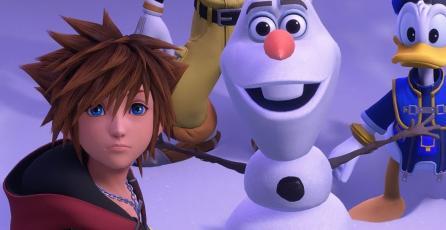 <em>Kingdom Hearts III</em> es el juego más vendido de EUA en lo que va del año