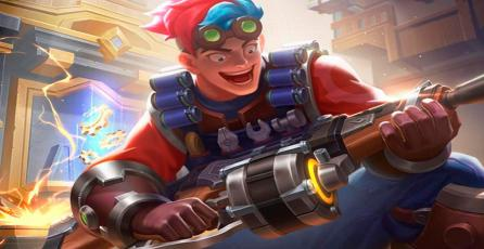 Ya puedes jugar <em>Ride Out Heroes</em>, el Battle Royale de fantasía
