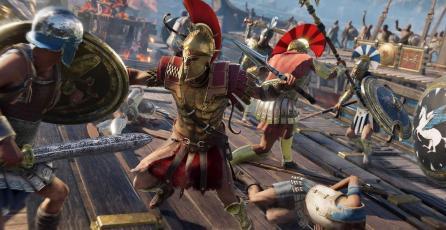 Anuncio está invadiendo sesiones de juego en <em>Assassin's Creed: Odyssey</em>