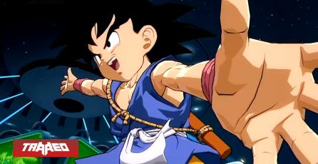 Es oficial: Dragon Ball Fighter Z traerá a Goku GT este 9 de mayo