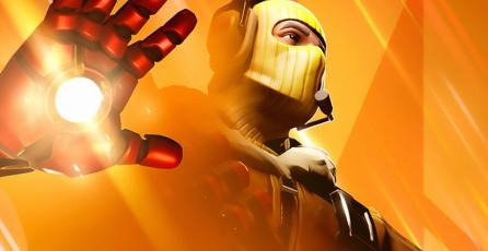 Arma de Iron Man aparecerá en evento de <em>Fortnite</em> y <em>The Avengers</em>